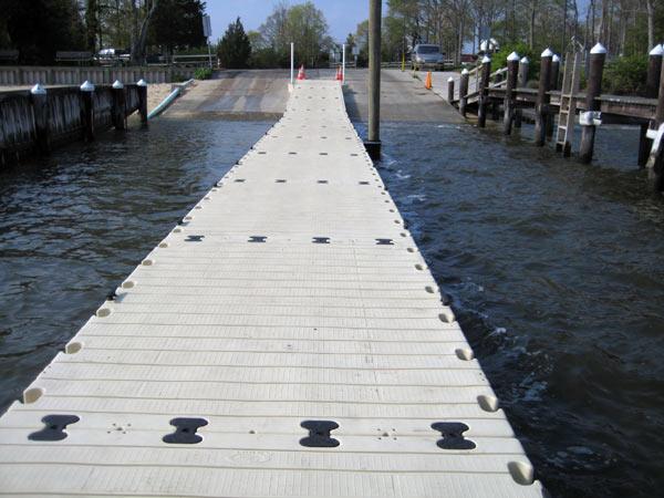 Commercial EZ Docks